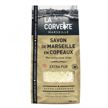 LA CORVETTE Savon de Marseille Extra Pur en Copeaux 750g