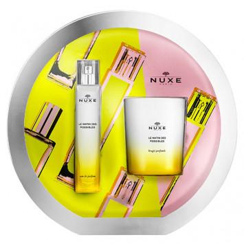 NUXE Coffret Eau de Parfum Le Matin des Possibles 50ml