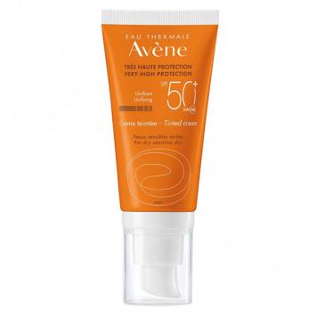 AVENE Crème Solaire Teintée SPF50+ 50ml