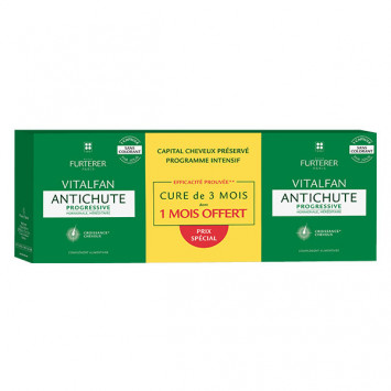 RENE FURTERER Vitalfant Antichute Progressive 3x30 capsules