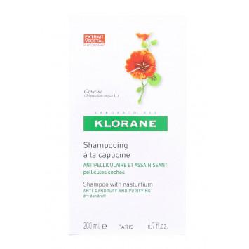 SHAMPOOING A LA CAPUCINE KLORANE 200ML
