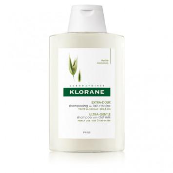 KLORANE SHAMPOOING AU LAIT D'AVOINE 400ML