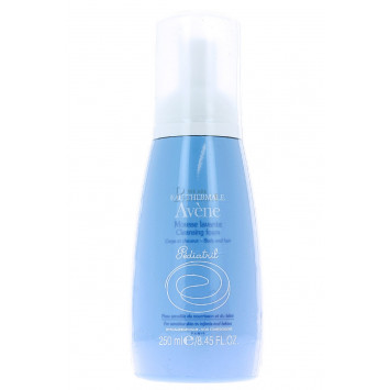 MOUSSE LAVANTE BEBE AVENE 250ML