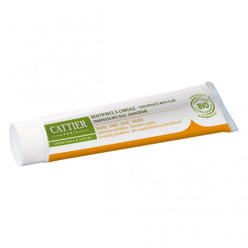 DENTIFRICE DENTARGILE GENCIVES SENSIBLES SAUGE CATTIER 75ML
