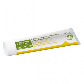 DENTIFRICE DENTARGILE RENFORCE LES GENCIVES CITRON CATTIER 75ML