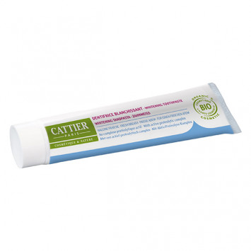 DENTIFRICE ERIDENE BLANCHISSANT HALEINE FRAICHE CATTIER 75ML
