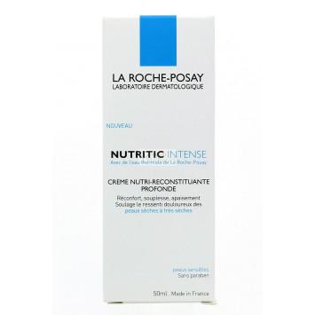 NUTRITIC INTENSE CREME NUTRI-RECONSTITUANTE PROFONDE LA ROCHE-POSAY 50ML