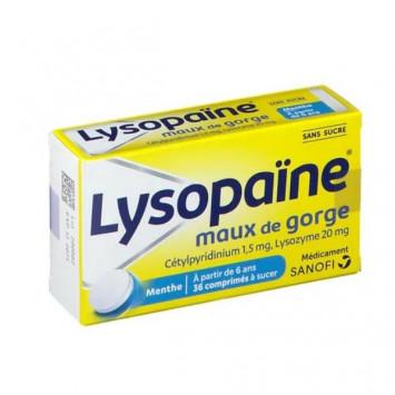 LYSOPAÎNE