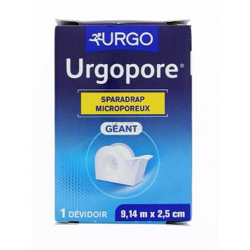 SPARADRAP MICRO-POREUX URGOPORE 1 DEVIDOIR