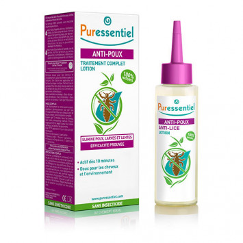 PURESSENTIEL Anti-Poux Lotion 100ml1