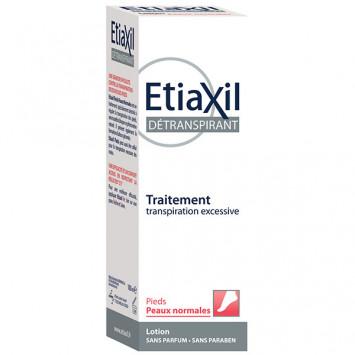 ETIAXIL Détranspirant Pieds Peaux Normale 100ml
