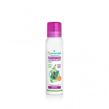 PURESSENTIEL Anti-Poux Répulsif Spray 75ml
