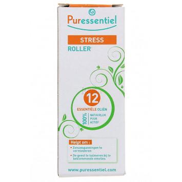 PURESSENTIEL STRESS ROLLER 12 HUILES 5 ML