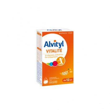 ALVITYL Vitalité effervescents x30