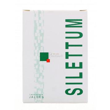 SILETTUM  60 GELULES - ECLAT DES CHEVEUX