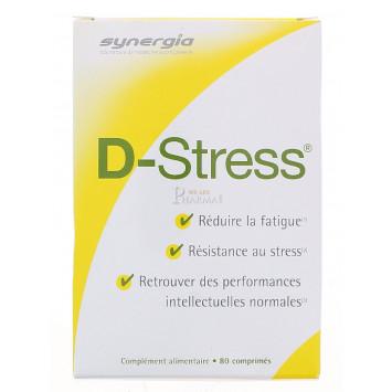 D-STRESS  80 COMPRIMES COOPER