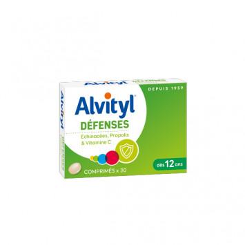 ALVITYL Défenses x30 comprimés