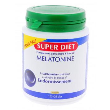 SUPER DIET MELATONINE 120 GELULES