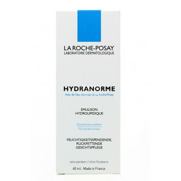 HYDRANORME EMULSION HYDROLIPIDIQUE LA ROCHE-POSAY 40ML