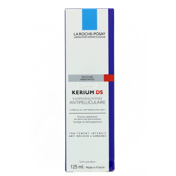 KERIUM DS SHAMPOOING INTENSIF ANTIPELLICULAIRE LA ROCHE-POSAY 125ML