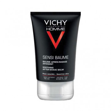 VICHY Homme Sensi Baume Après-Rasage Apaisant 75ml