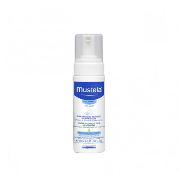 MUSTELA Shampooing Mousse Nourrisson 150ml
