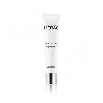 LIERAC Cica-Filler Crème Anti-Rides Réparatrices 40ml