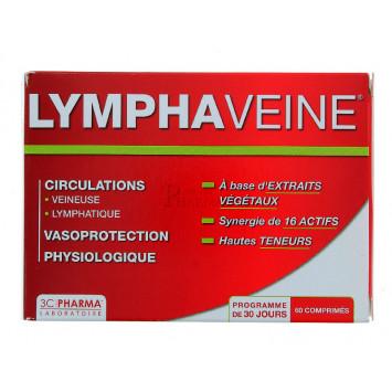 LYMPHAVEINE 3 CHENES 60 COMPRIMES