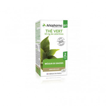 ARKOPHARMA Arkogélules Thé Vert BIO 40 gélules
