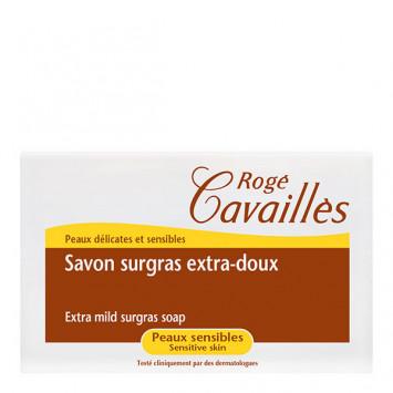 SAVON SURGRAS EXTRA-DOUX ROGE CAVAILLES 150G