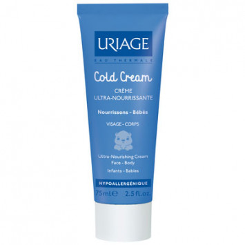 URIAGE BEBE COLD CREAM CREME ULTRA-NOURRISANTE 75ML