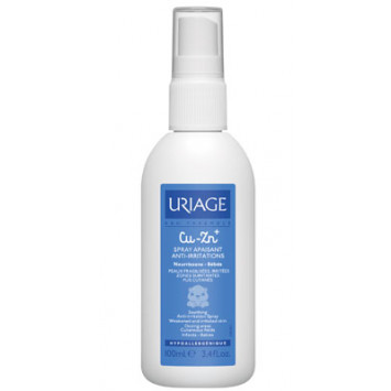 URIAGE CU ZN+ SPRAY ANTI-IRRITATIONS BEBE  100ML
