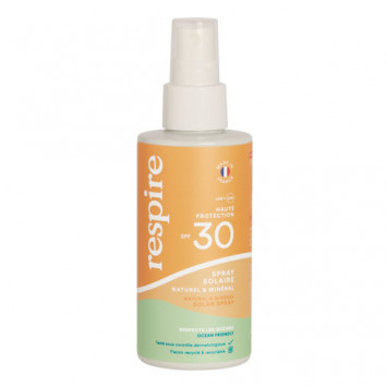 RESPIRE Spray Solaire SPF30 Spray 120ml