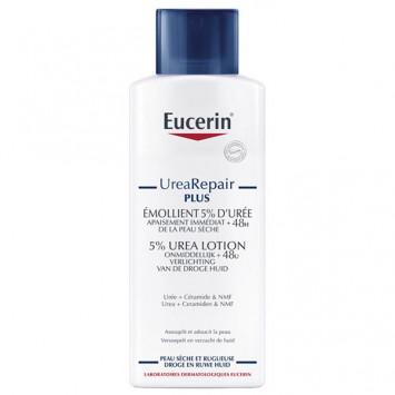 EUCERIN UreaRepair PLUS Émollient 5% d'Urée - 250 ml