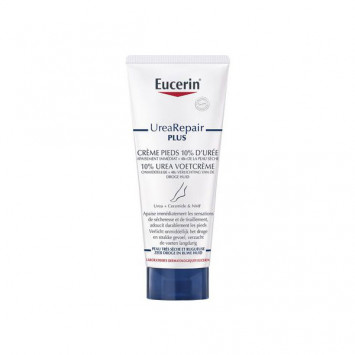 EUCERIN Crème Pieds Réparatrice 10% Urée 100ml
