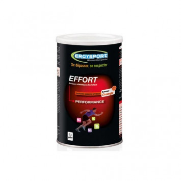 ERGYSPORT EFFORT NUTERGIA GOUT ORANGE 450G