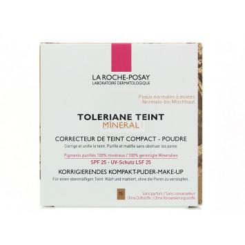 TOLERIANE TEINT MINERAL CORRECTEUR DE TEINT COMPACT-POUDRE LA ROCHE-POSAY 9,5G