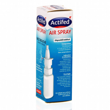Actifed Air Spray Nez Bouche 10ml