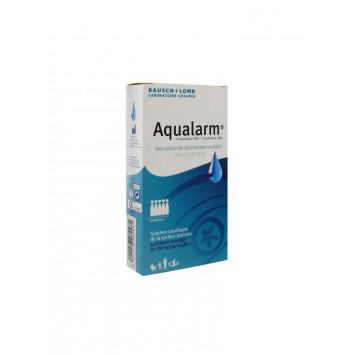 Aqualarm Sol Lubr Ocul Unid 18
