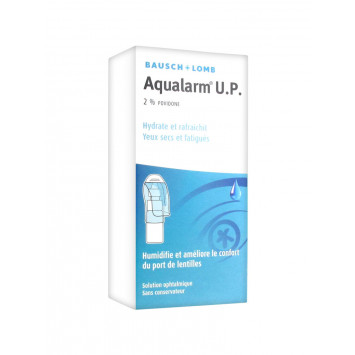 Aqualarm Up 2%    Sol Opht10Ml