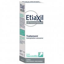 ETIAXIL Détranspirant Pieds Peaux Sensibles 100ml