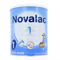 NOVALAC LAIT 1 BOITE 800G