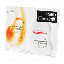 NOVEXPERT Beauty Minute, Masque - 2 x 5 ml