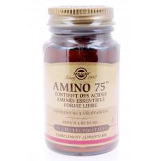 AMINO 75 SOLGAR 30 GELULES
