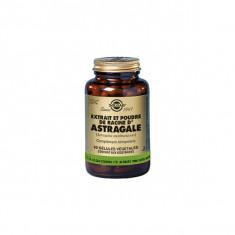 SOLGAR Astragale Extrait et Poudre de racine 60 Gélules