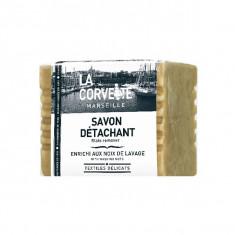 LA CORVETTE Savon Détachant pour Textiles Délicats 250g