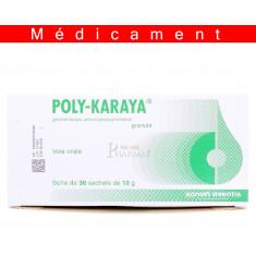 POLY-KARAYA, granulé – 30 sachets