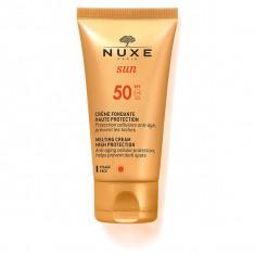 NUXE SUN Crème Fondante Visage SPF50 - 50ml