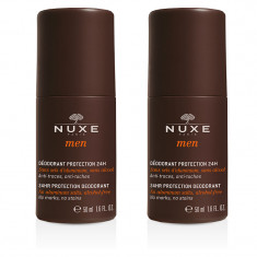NUXE MEN DEODORANT PROTECTION 24H 2 x 50ML