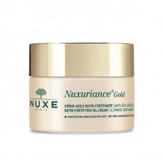 NUXE Nuxuriance Gold Crème-Huile Nutri-Fortifiant Anti-Age Absolu 50ml